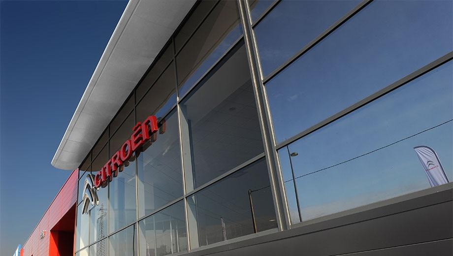 Oversil S.A. – Importador Exclusivo Citroën Uruguay. Venta, Service Oficial y repuestos.