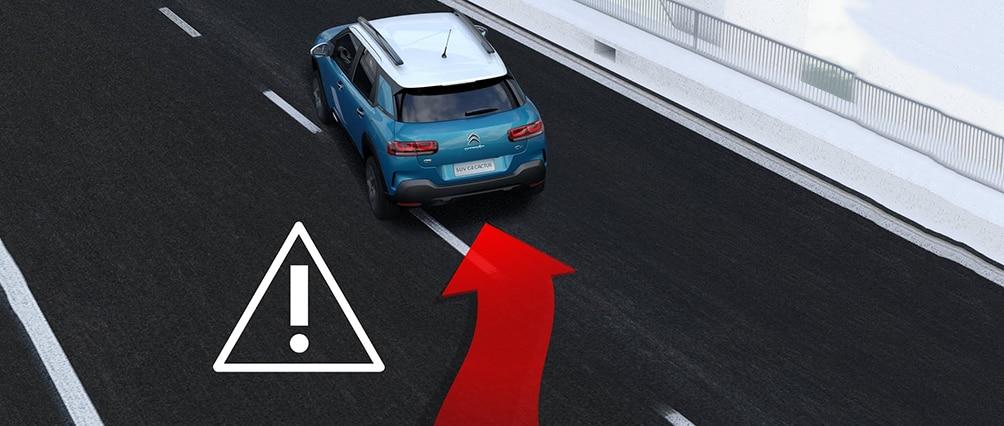 Alerta a la falta de atención del conductor