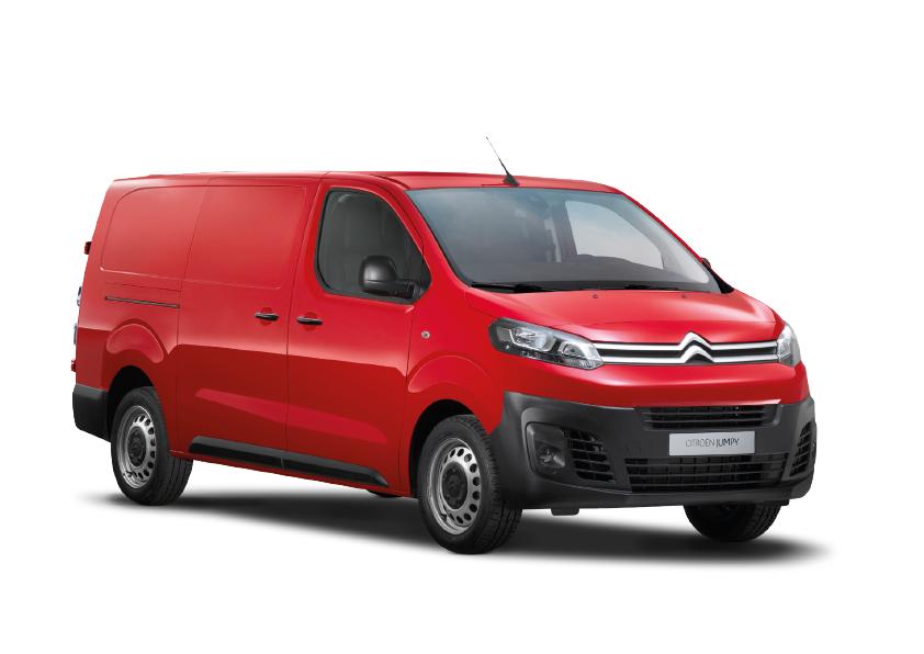 New Citroën Jumpy Pack